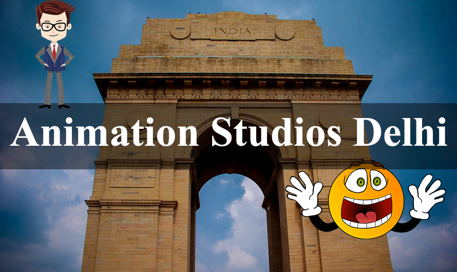 animation studios in Delhi