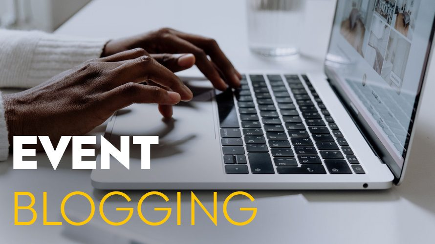 Step by Step Guide to Event Blogging, With Income Proof 2021