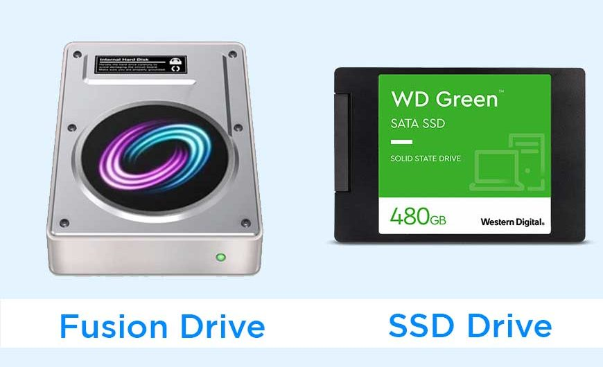 Comparison between Fusion Drive and SSD, Make an Informed Choice