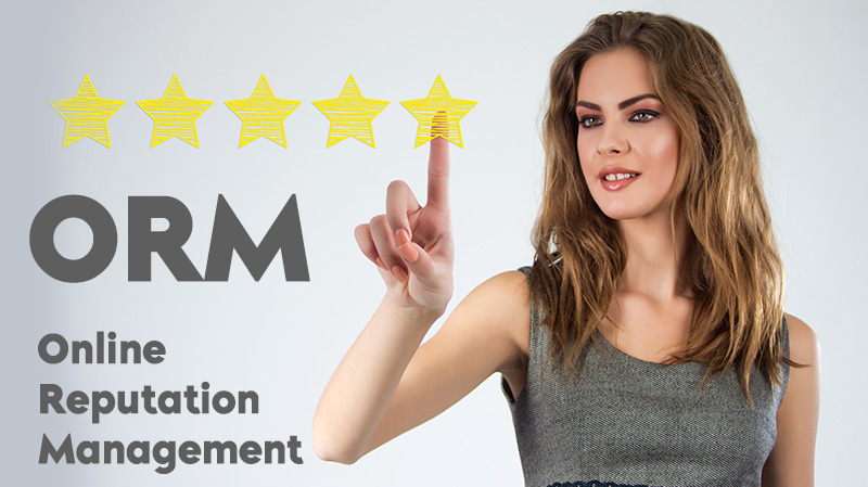 The importance of ORM(Online Reputation Management ) in SEO